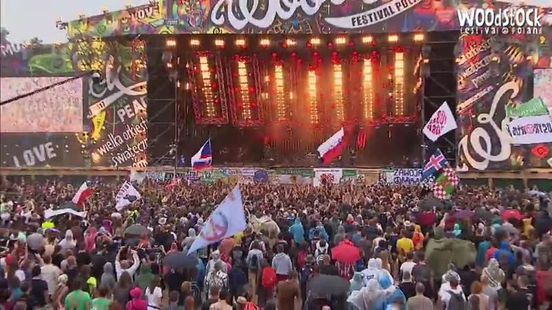 NINE TREASURES - Live at Przystanek Woodstock 2017 [Full Concert]