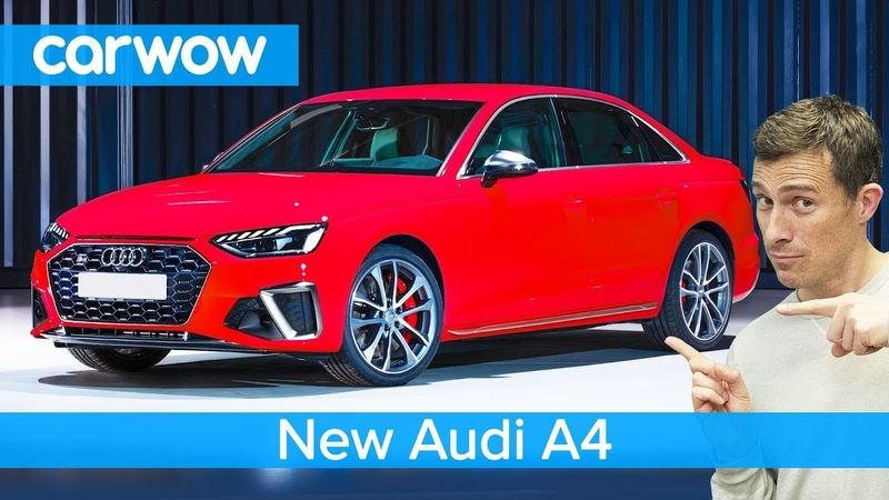 New Audi A4 S4 2020 - OMG! Have they gone and cocked them up?