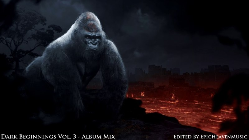 Really Slow Motion Giant Apes Dark Beginnings Vol 3 Epic Album Mix 2018