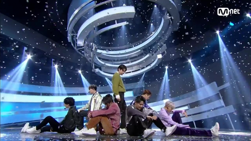 PERF 180920 GOT7 Lullaby @ Mnet M Countdown