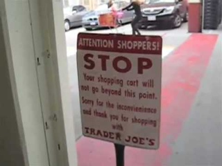 If I Made a Commercial for Trader Joe's