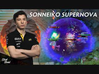 Supernova bait