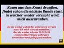 AG Willkür die nächste Runde der räuberischen Entführung und Erpressung