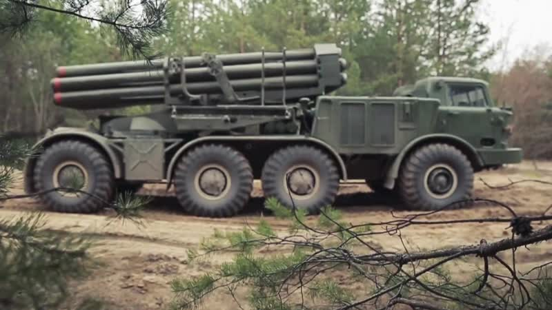 SPC TECHIMPEX LTD Chassis 135LM 220 mm Uragan MLRS Upgrade