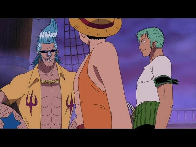 One Piece | Ван Пис 339 серия - Shachiburi