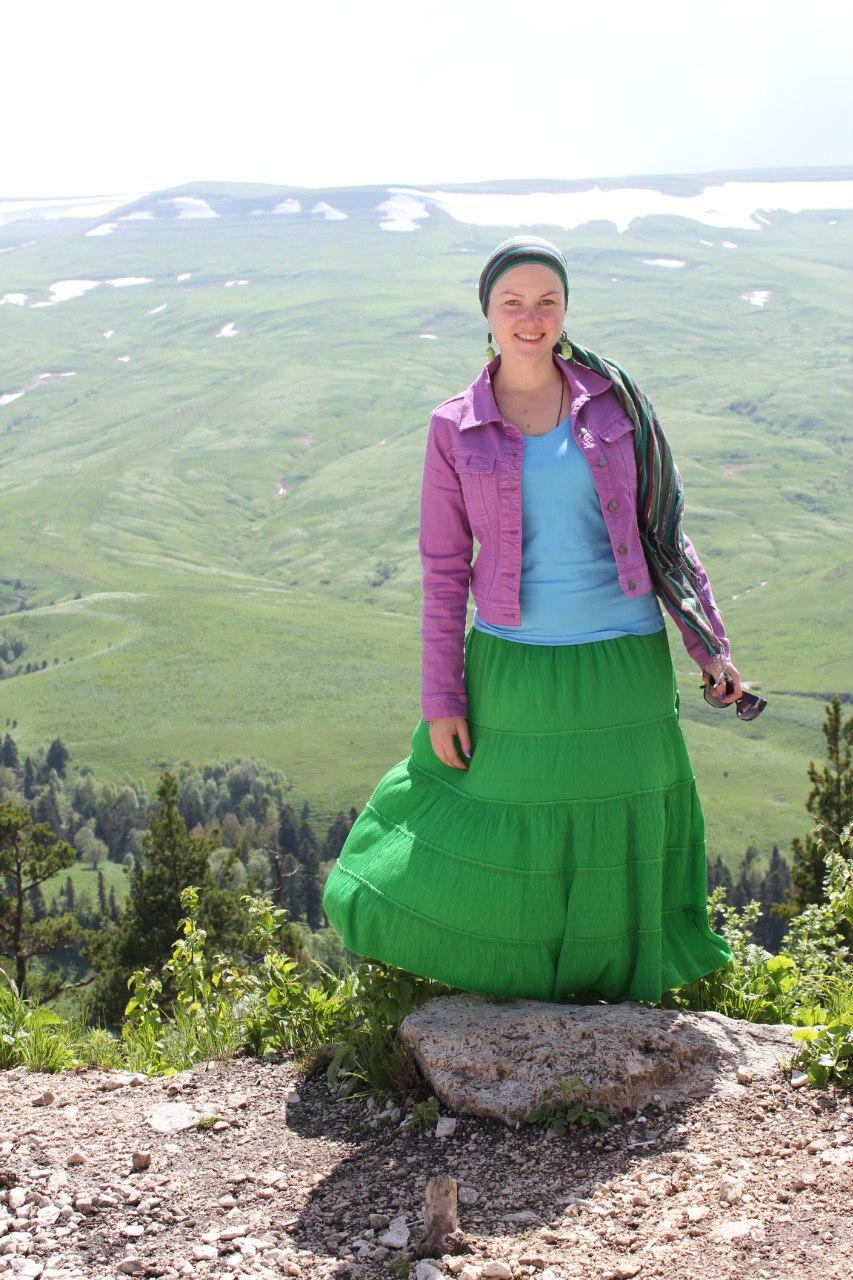 плато Лаго-наки, Алипатова Людмила