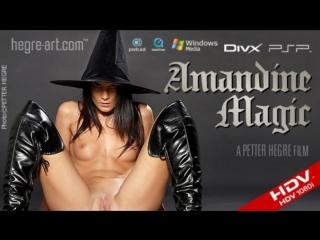 Amandine magic by hegreart