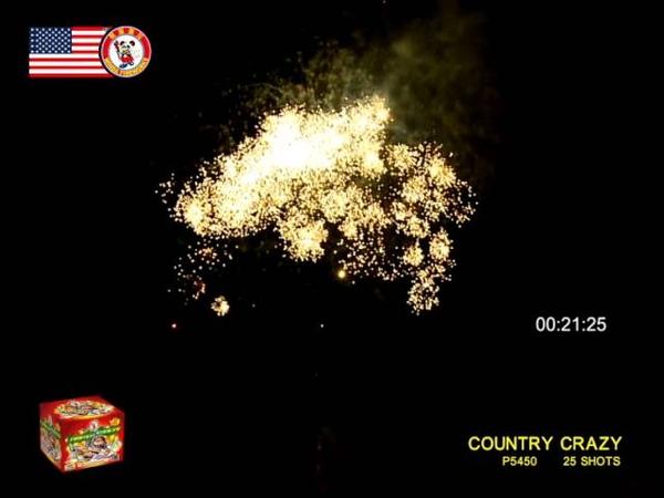 COUNTRY CRAZY -WINDA - P5450
