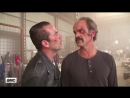 THE WALKING DEAD 8x15 Simon Vs. Negan Featurette [HD] Jeffrey Dean Morgan, Simon