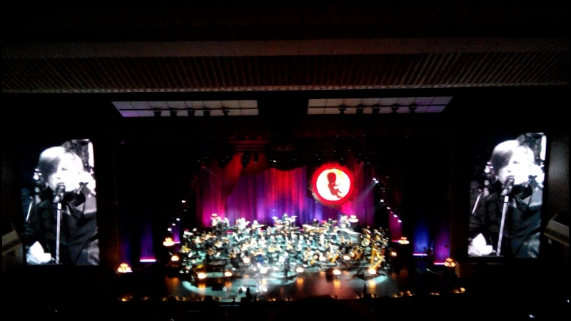 Би 2 с симфоническим оркестром Дурочка 8 06 2018