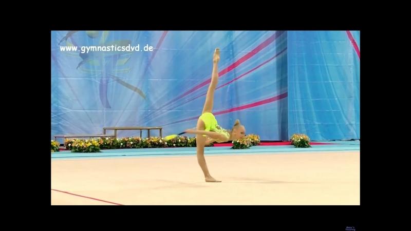 Виктория Оноприенко Булавы Квал - Кубок Софии 2018