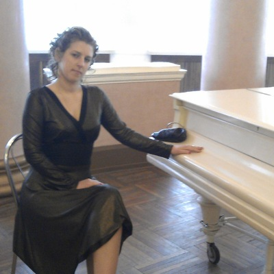 Анна Бычковская, 3 апреля , Калининград, id22789664