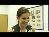 Анна Ковальчук, интервью для PITER.TV