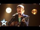James Smith sings Crazy | Britain's Got Talent 2014