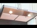Самостоятельное подключение и установка вытяжки на кухне