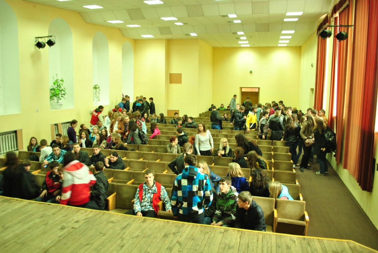 Збори в ЦЕВ