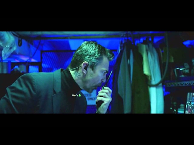 Kaleida Think John Wick Club Scene OST Sound Boosted
