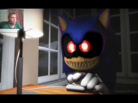 РЕАКЦИЯ НА Tails Doll Movie Trailer И [SFM] Tails in Lights Out (Sonic.exe)