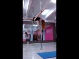 Виктория Цыбульская. Тренер Pole Dance в студии Enjoy