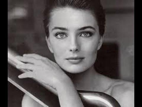 Паулина Поризкова Одна из самых прекрасных женщин