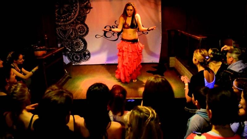 Отчетный концерт студии Essentia: Анна Гололобова, Belly Dance