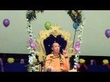 HH BAKG, lecture 1, Moscow festival Bhakti Vriksh, 2014