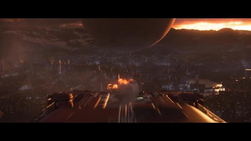 Destiny 2_ трейлер эпизода «Возвращение домой» [RU]