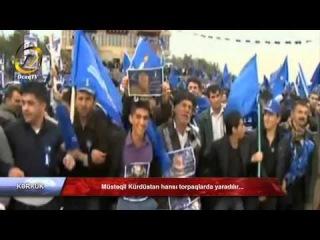 Ocaq Tv - Müstəqil Kürdüstan hansı torpaqlarda yaradılır..