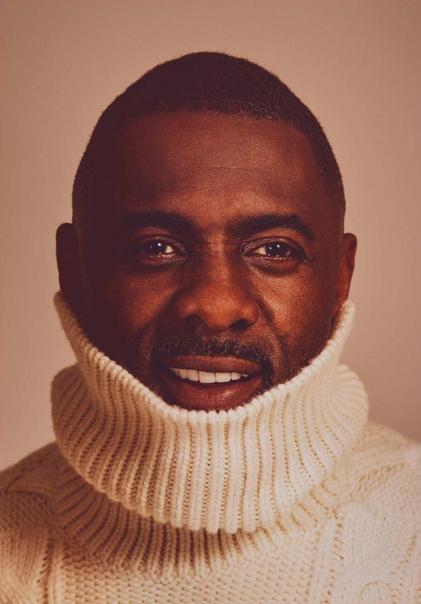 Idris Elba Esquire UK, December 2018