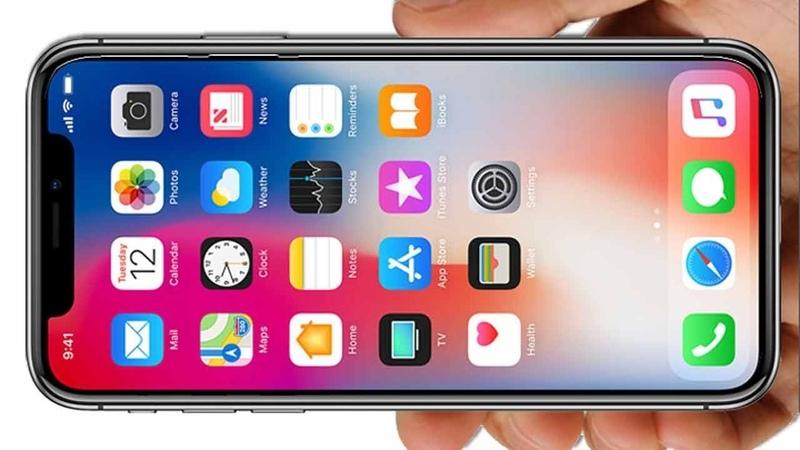 Как сделать снимок экрана на iPhone X