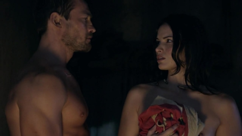 Katrina Law - Spartacus : Blood and Sand