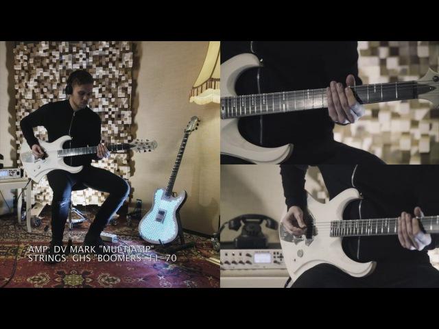 LORD OF THE LOST - Full Metal Whore Guitar Tutorial