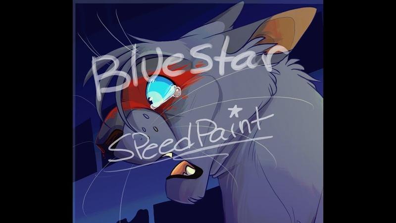 ||Speedpaint|| BlueStar Little Pistol