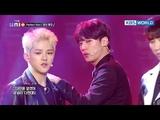 UNI+Bs Team Red - Perfect Man (Original SHINHWA) The Unit2018.01.11