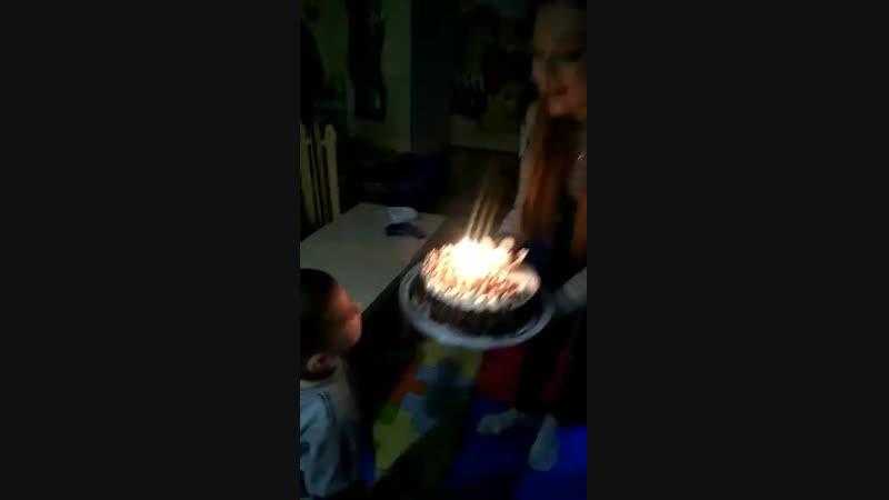 С днем рождения Ромочка