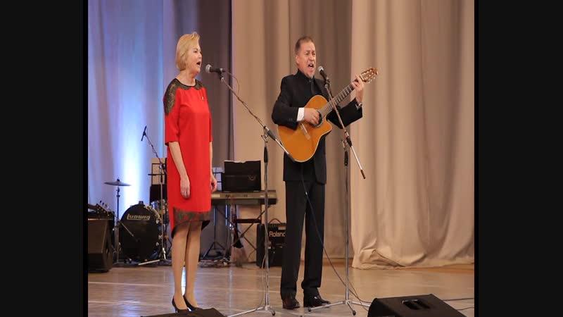 Николай Пасынков и Людмила Кочурова