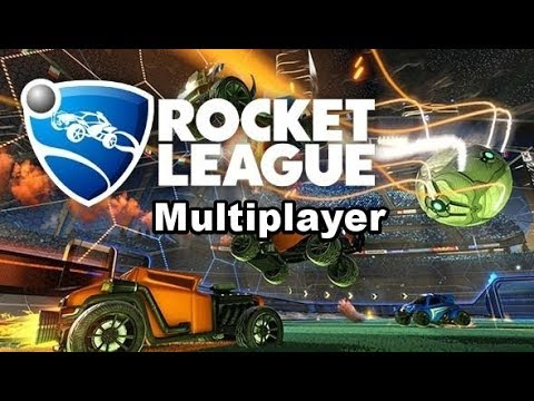 Rocket League Gameplay Multiplayer con Lito