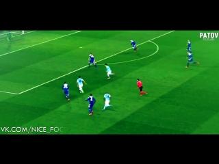 Агуэро эффектно убрал |PR| vk.com/nice_football