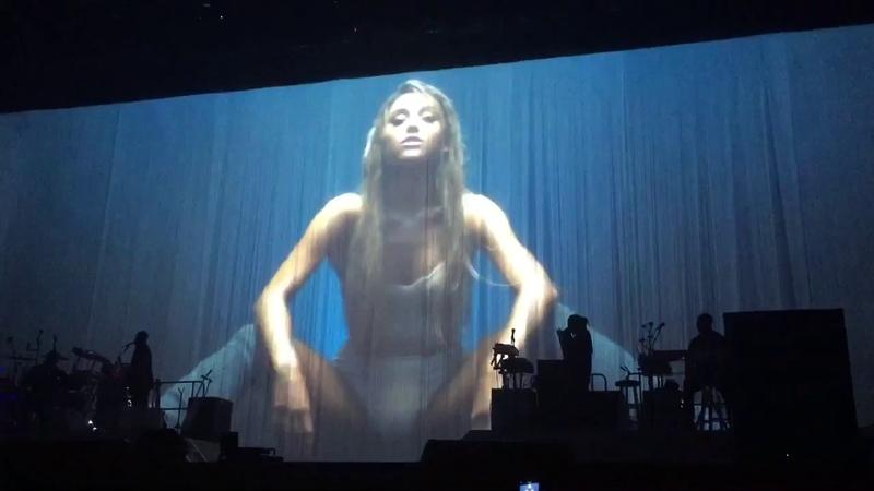 Ariana Grande - Feminist Visual (Live At The Dangerous Woman Tour Phoenix, AZ)