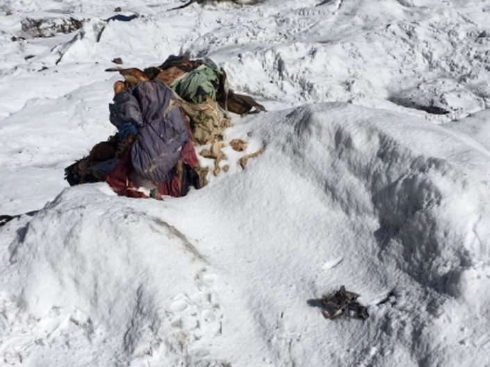 Тело погибшей более 30 лет назад туристки из Ленобласти нашли в горах КЧР
