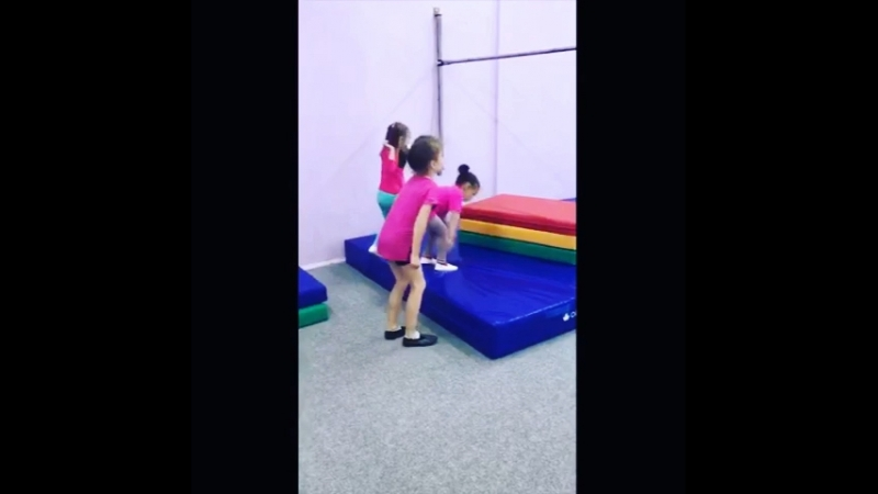 Мои гимнастки
