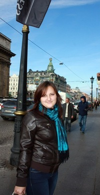 Алёна Воронкова, 8 сентября , Санкт-Петербург, id30795249