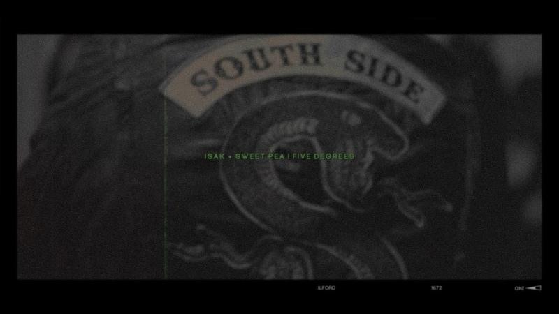 Isak Sweet Pea   5 Degrees [Crossover]