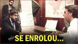 BOLSONARO ACABA COM A RAÇA DO FILHO DE MIRIAM LEITÃO