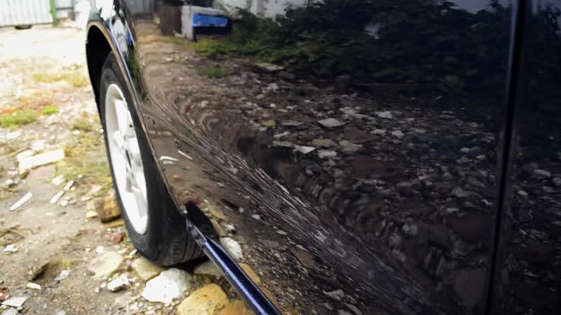 Audi A4. Полный облив.