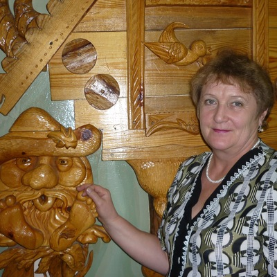 Лариса Орлова, 31 января 1956, Верхняя Салда, id170531076