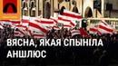 Як у 96-м беларусы пратэставалі супраць аб'яднаньня з Расеяй