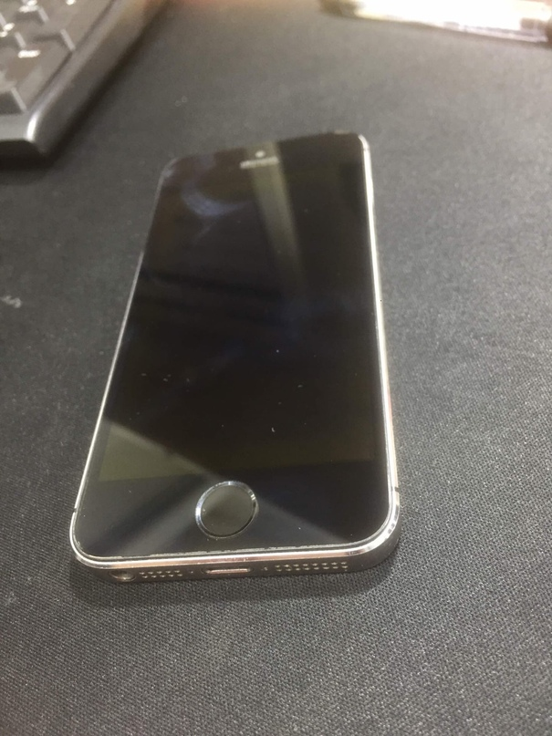 Купить айфон 5s серого цвета на 16 гигов.  | Объявления Орска и Новотроицка №7298
