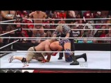 Raw Supershow 02.01.2012 John Cena  Zack Ryder Big Show  vs Mark Henry Jack Swagger