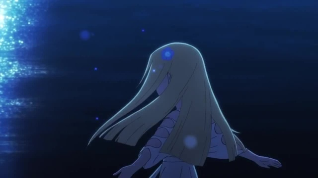Sayonara no Asa ni Yakusoku no Hana wo Kazarou 🌙 · coub, коуб
